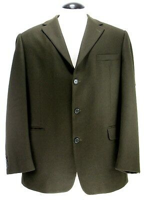Gianfranco Ruffini - Men's Blazer Jacket Sport Coat - Brown - Size 44 L