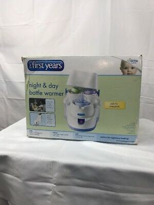 The First Years Night and Day Bottle Warmer & Cooler System