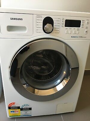 Samsung Bubble Wash 8kg Washing Machine