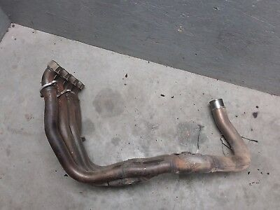 2004 04 Honda Cbr1000Rr Exhaust Header Pipes Manifold