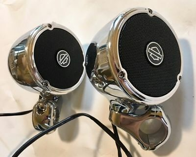 HARLEY-DAVIDSON Audio Speakers Sportster Dyna Softail Road King