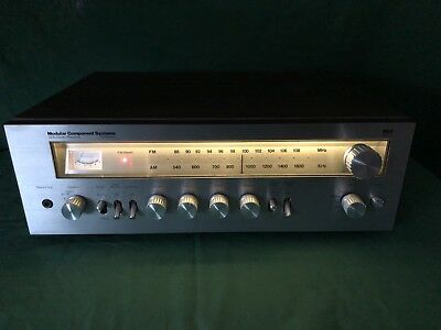 Vintage Stereo Receiver/Tuner MCS 3210 - Modular Component Systems (JC Penny)
