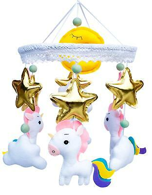 Baby Mobile Nursery Decoration Crib Mobile Best Baby Shower Gift