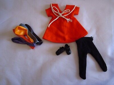 Vintage 8 Betsy McCall #9151 At the Zoo Complete w/ Dress Tights Shoes PLUS