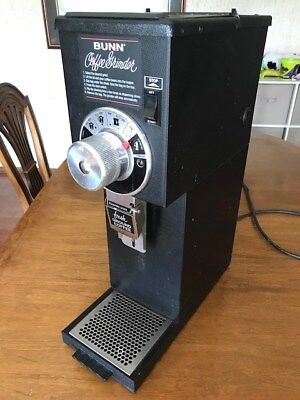 BUNN G1 Commercial Coffee Grinder *NR*