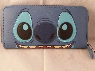 "BRAND NEW Disney Parks ""Stitch"" Wallet by Loungefly"