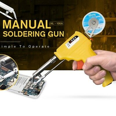 60w Electric Soldering Gun Recently Arrived Nl 106a Manual 220v - Free Shipping
