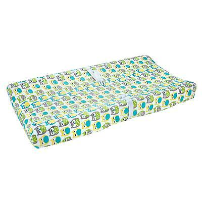 Carter's Baby Changing Pad Cover, Owl Print, One Size