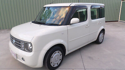 Nissan Cube Wagon 2005 .5 Seater . Only 27,100 K From New.