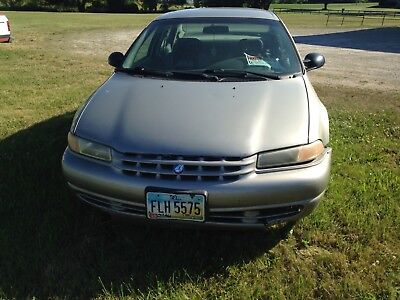 1997 Plymouth Breeze  1997 Plymouth Breeze