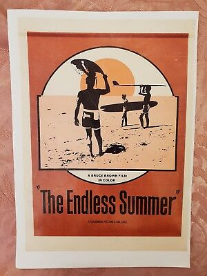 The Endless Summer Print