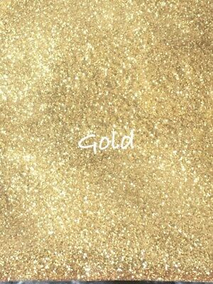 10g Gold Glitter Dust. Bath Bombs. Soap. Cosmetics. Nails. Crafts.