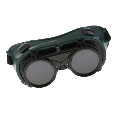 Welding Cutting Welders Industrial Safety Goggles Flip Up Lenses Lenses