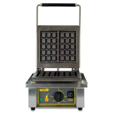 Equipex Sodir GES10 Commercial Waffle Maker