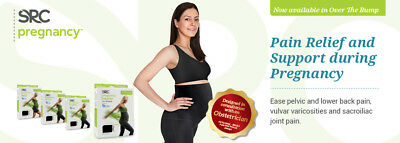 SRC PREGNANCY OVER-THE-BUMP LEGGINGS - Health Fund Receipt Available