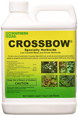 Southern Ag Crossbow Specialty Herbicide 2 4 D  Triclopyr Weed  Brush Killer,