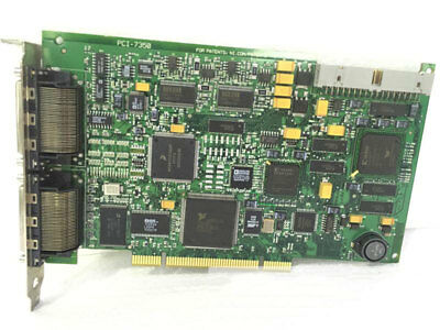100% TEST National Instruments NI PCI-7350 Motion Controller Card