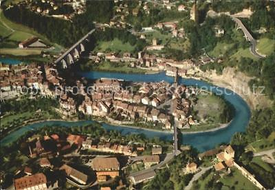11719269 Fribourg FR Vue aerienne Fribourg