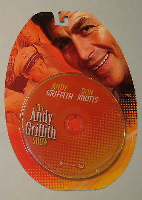 The Andy Griffith Show, 5-Episodes DVD, Don Knotts, Ron Howard & Frances Bavier
