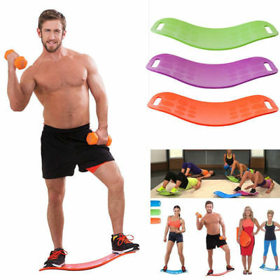 Home Exercise Equipment Workout Sport Yoga Fitness Twist Board Balance Board