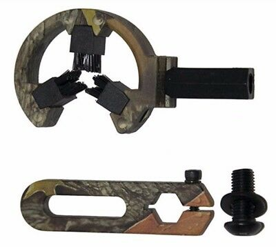 Archery Bow Camo Brush Capture Arrow  Rest Whisker Compound Bow Hunting Archery