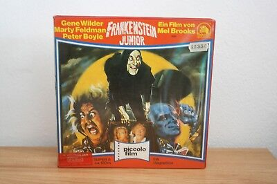 "Super 8 Tonfilm S/W """"""""FRANKENSTEIN JUNIOR"""""" in OVP"