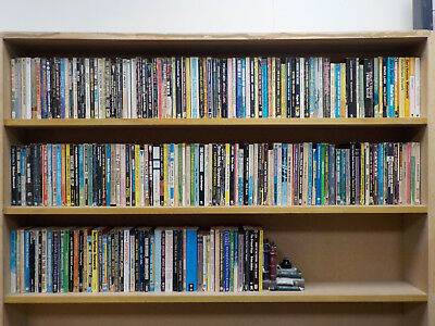 Vintage Sci-Fi Novels - HUGE Collection Of 223 Books! (ID:2092)