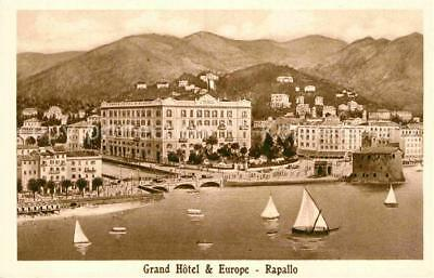 12779101 Rapallo Liguria Grand Hotel and Europe Rapallo