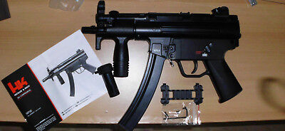 Heckler&Koch MP5K  >0,5 Joule(F)6mmBB CO2 m.Garantie BlowBack OVO TOP Zustand