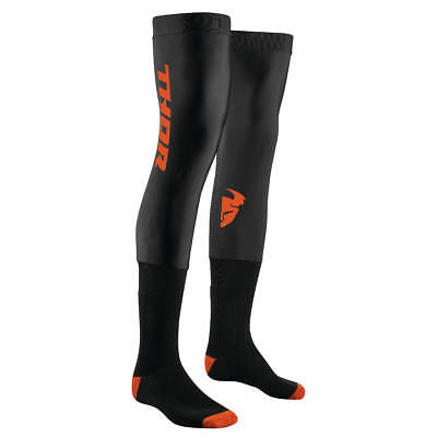 Thor Socken Comp Schwarz/Rot Orange
