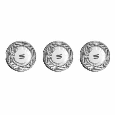 3pcs Shaver Razor Blades Quality Shaving Heads Replacement Set for Philips HQ8