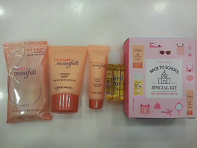 [Etude House] Back to School Special Kit & Additional SkinCare Kit + Samples~