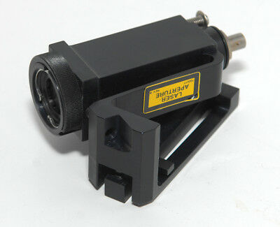 2 AXIS FLEXURE STAGE ±1mm, 0 Backlash Fiber Optic Iris Collimator Laser Aperture
