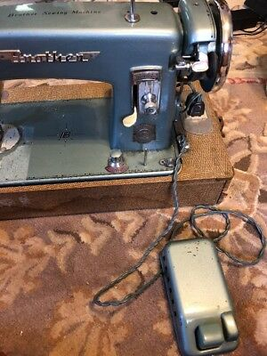 VINTAGE BROTHER SEWING Machine For Parts Or Repair Machine Good Extraordinary 1950 Brother Sewing Machine