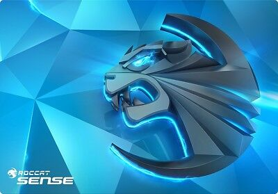 ROCCAT Sense Kinetic 2mm High Precision Gaming Mousepad Mauspad Gamer Computer