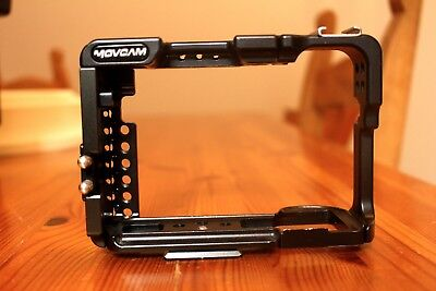 Movcam Cage For Sony A7s (Black)