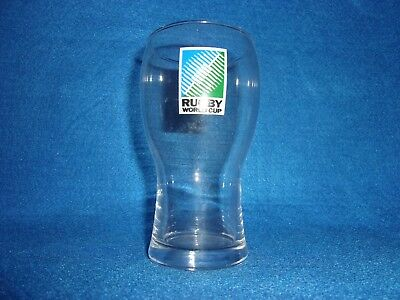Verre COUPE DU MONDE DE RUGBY  -  RUGBY WORLD CUP