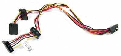 Dell CR9TD Optiplex XE 7020 9020 MT Desktop PC 4-Drop SATA Power Cable 0CR9TD