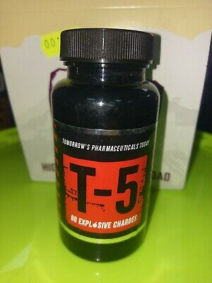 T5 Zion Labs/The strongest fat burners on market/No 1selling in UK 60 caps