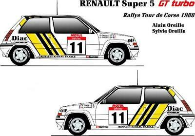 Manuale Officina Renault Super 5 Gt Turbo & Express Workshop Manual Rapair Email