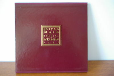 1985 GB Post Office Yearbook (No. 2 )