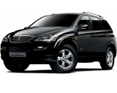 MANUALE OFFICINA SSANGYONG KIRON my 2005 2009 WORKSHOP MANUAL RAPAIR EMAIL
