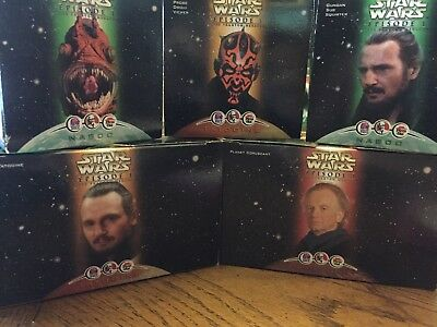 star wars lot The Phantom Menace