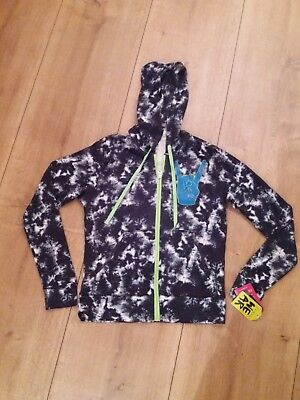 Zumba Jacke Sweatshirtjacke Rock Out Instructor Hoodie Zip UP Gr.M