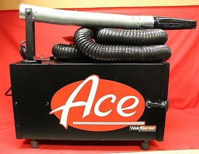 Ace 120V Portable Fume Extractor (73-200m) USED (good cond)