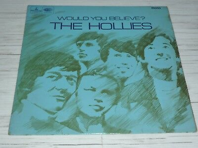 LPHolliesWould you believe? (England 1965 / Parlophone)