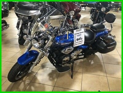 Yamaha V Star 950  2012 Yamaha V Star 950 Tourer Used