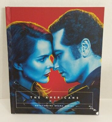 The Americans, FYC Promo DVD 2016 FX Television