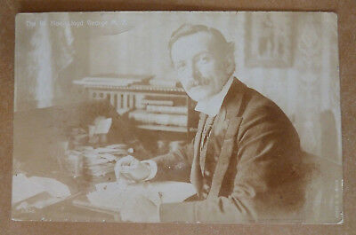 RP Postcard- The Rt Hon Lloyd George MP