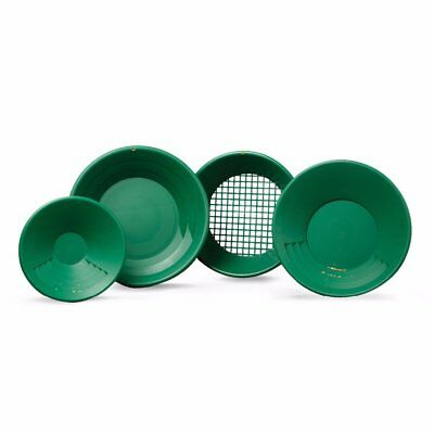 Garrett Deluxe Gold Pan Kit For Everything you Need to Start Panning for Gold